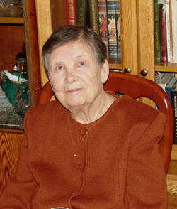 Валентина Поликорповна Фоменко
