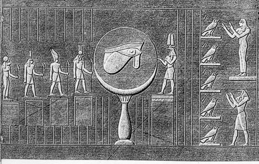 5. ВКРАТЦЕ О НЕКОТОРЫХ ЕГИПЕТСКИХ ЗОДИАКАХ.